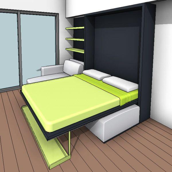 Best Resource Furniture Murphy Bed 2 00 Resource 640 x 480