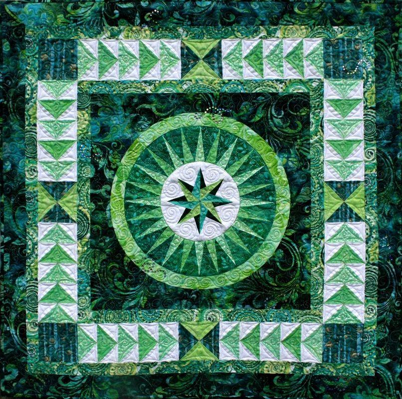 Quot Happiness Quot 30 X 30 Quot Quilt Pattern By Jacqueline De