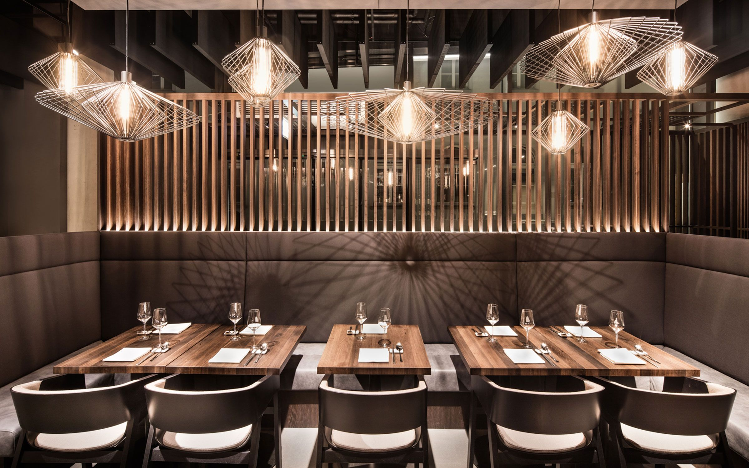 interior design, restaurant Enso Sushi & Grill by DIA ...