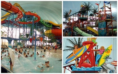 Fallsview Indoor Waterpark Niagara Falls Great Way To Beat The