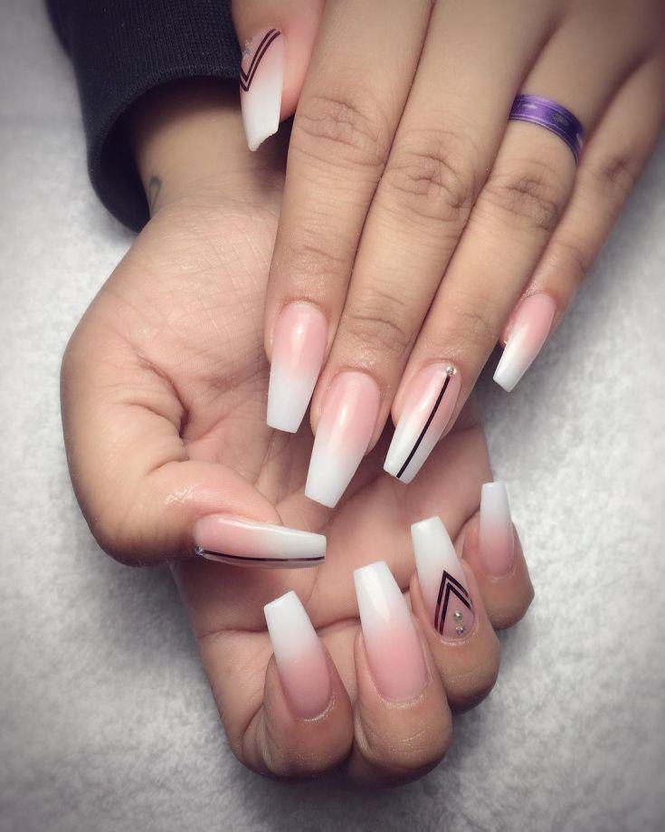 gel nail design trends 2018