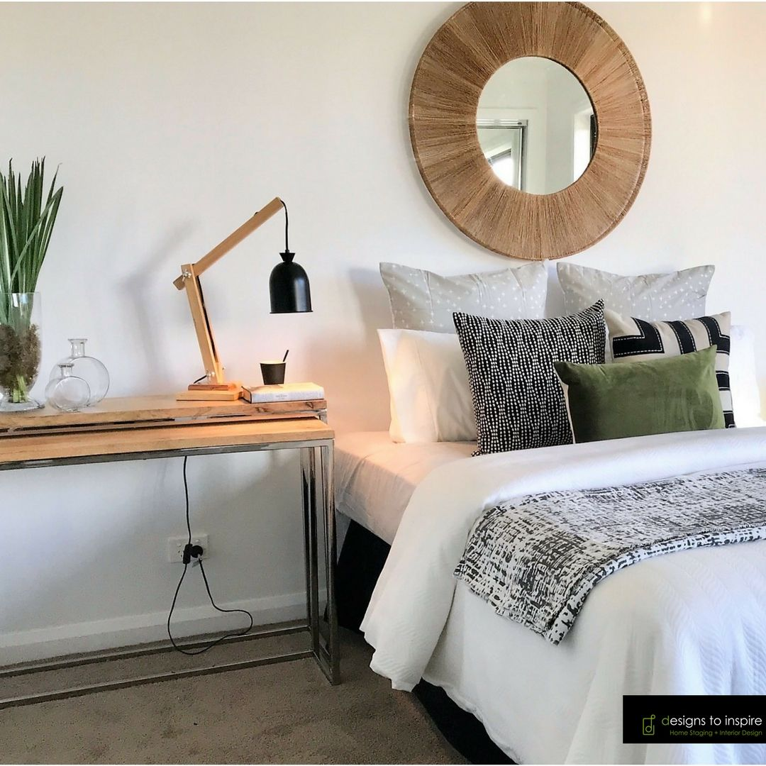 Interior Design Home Staging: Sunday Mood #designstoinspire #homestyling #bedroomstyle