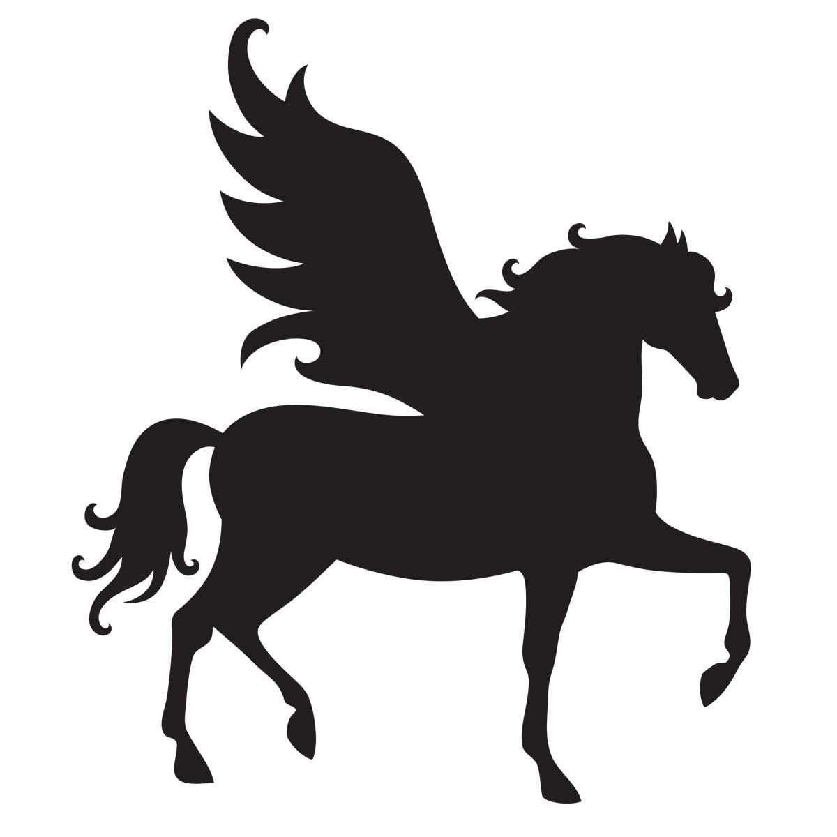 Pegasus Stencil Google Search Stencils Pinterest