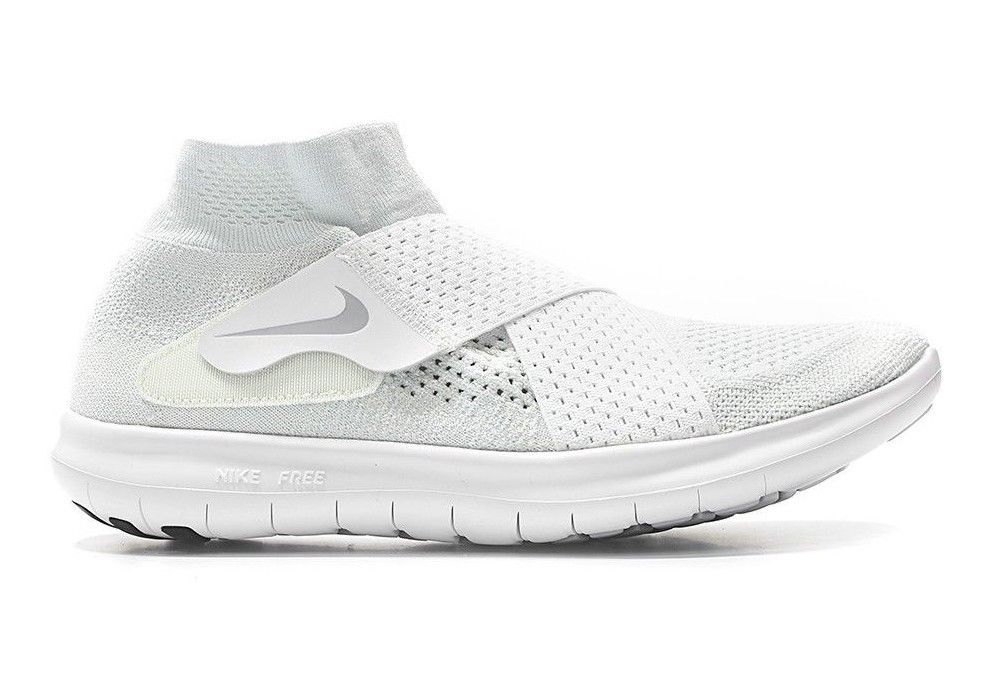 cbd985a775a91 Nike Free Rn Motion FK 2017 Size 10 US White Men s Running Shoes  Nike   RunningShoes