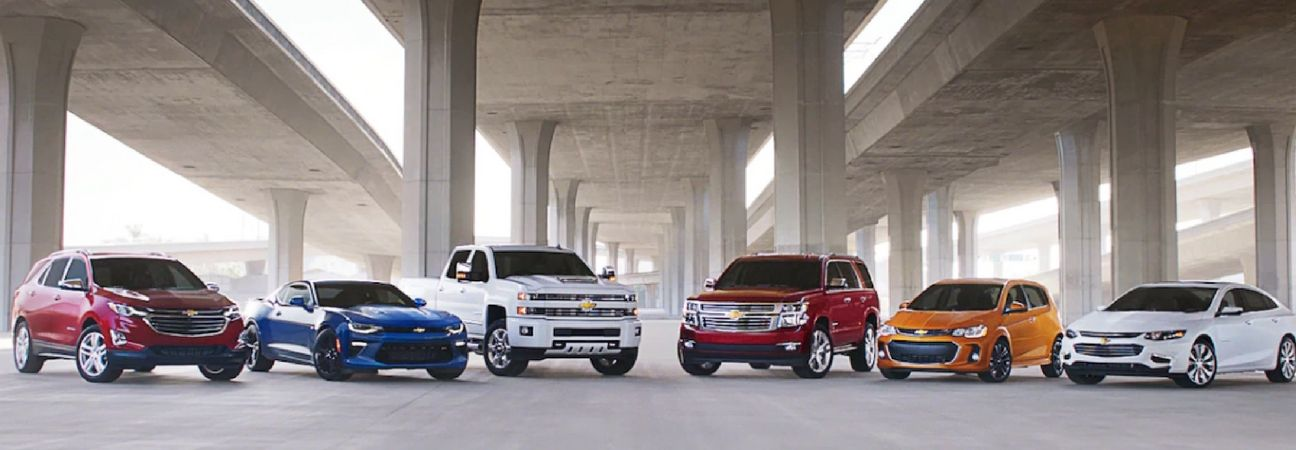 List of Chevy cars with pictures & Price At Westside