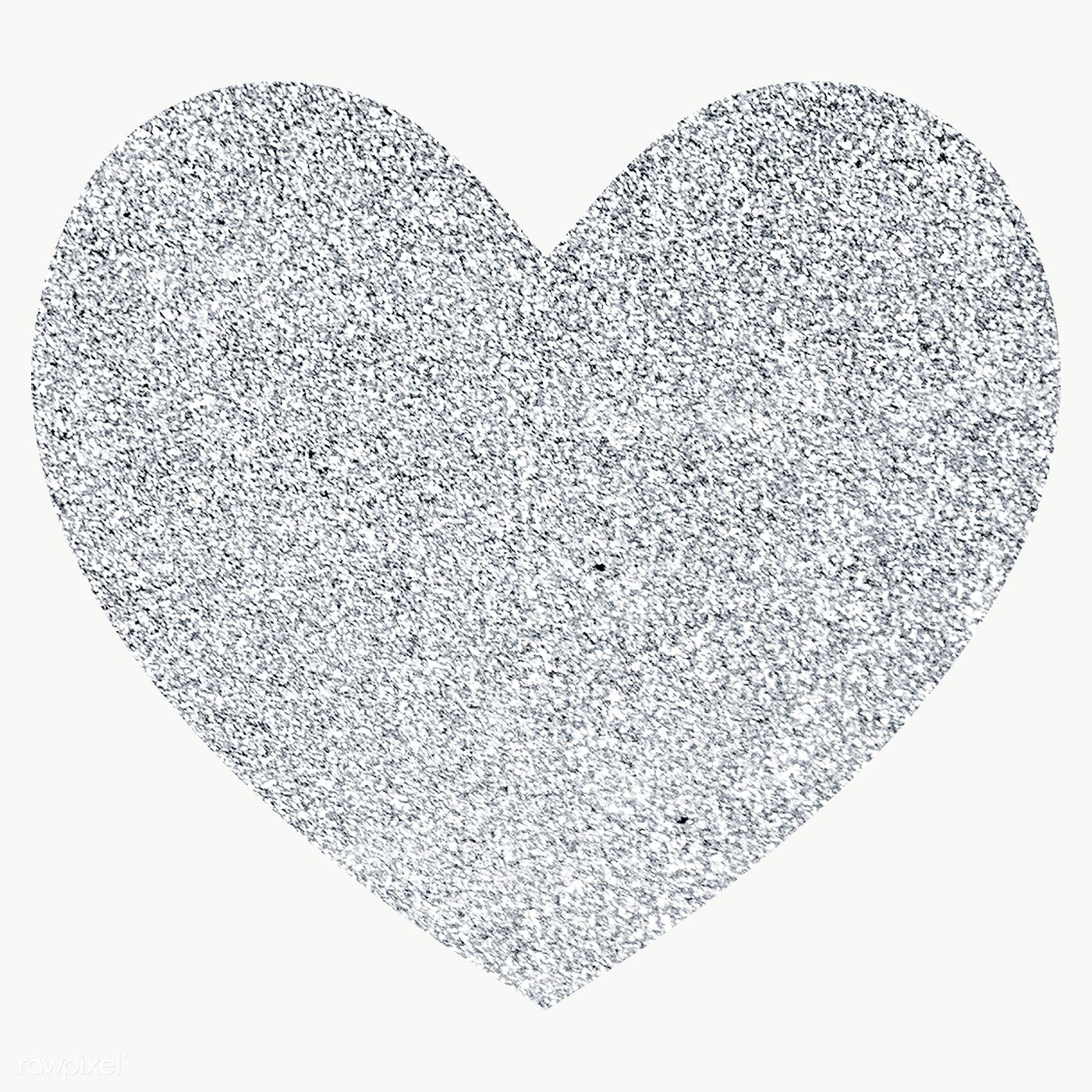 Glitter Heart Sticker Transparent Png Free Image By Rawpixel Com Ningzk V Heart Iphone Wallpaper Heart Wall Art Heart Wallpaper