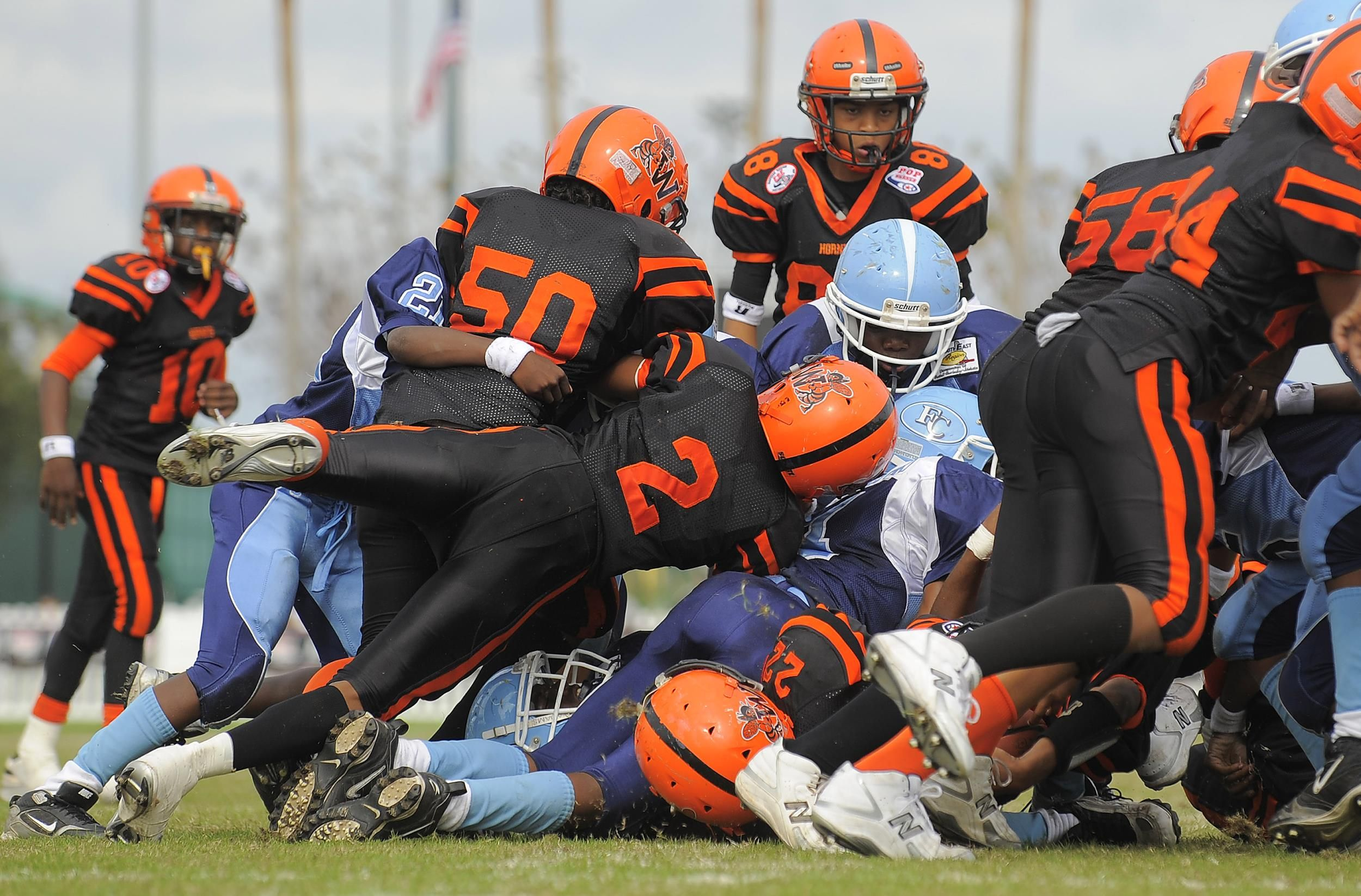 Is football nearing a cultural crossroads as concussions
