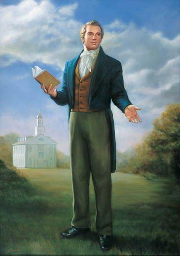 Early life of Joseph Smith