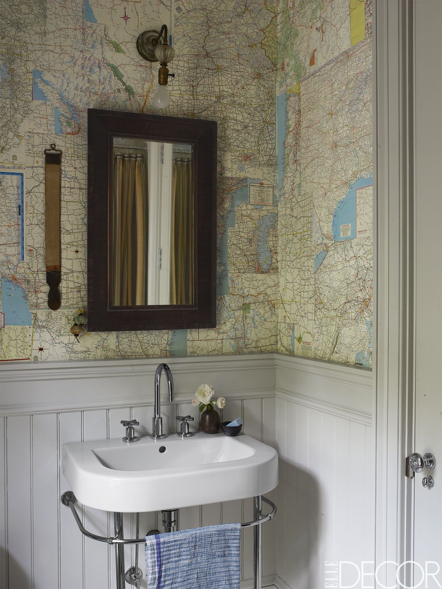 How to deal with the old bathroom 82