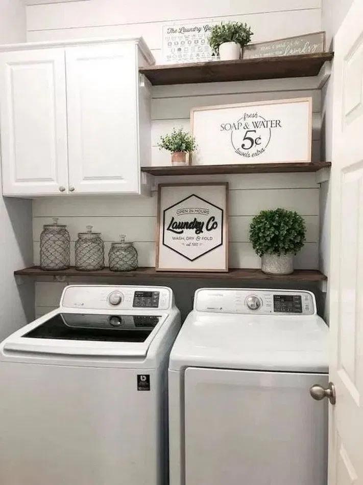 45 Best Small Laundry Room Ideas Space Saving Diy Creative