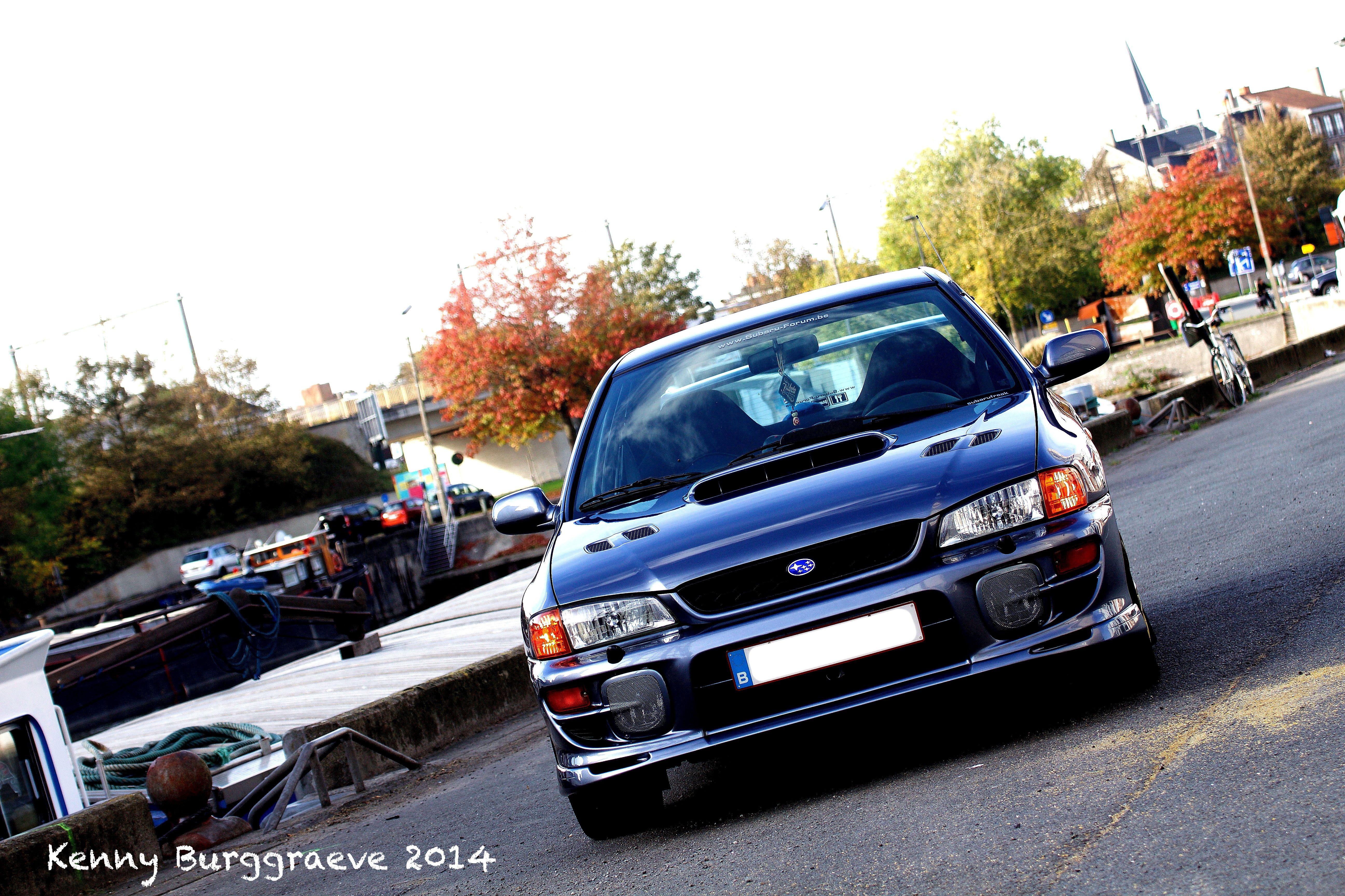 Subaru Impreza Gtt