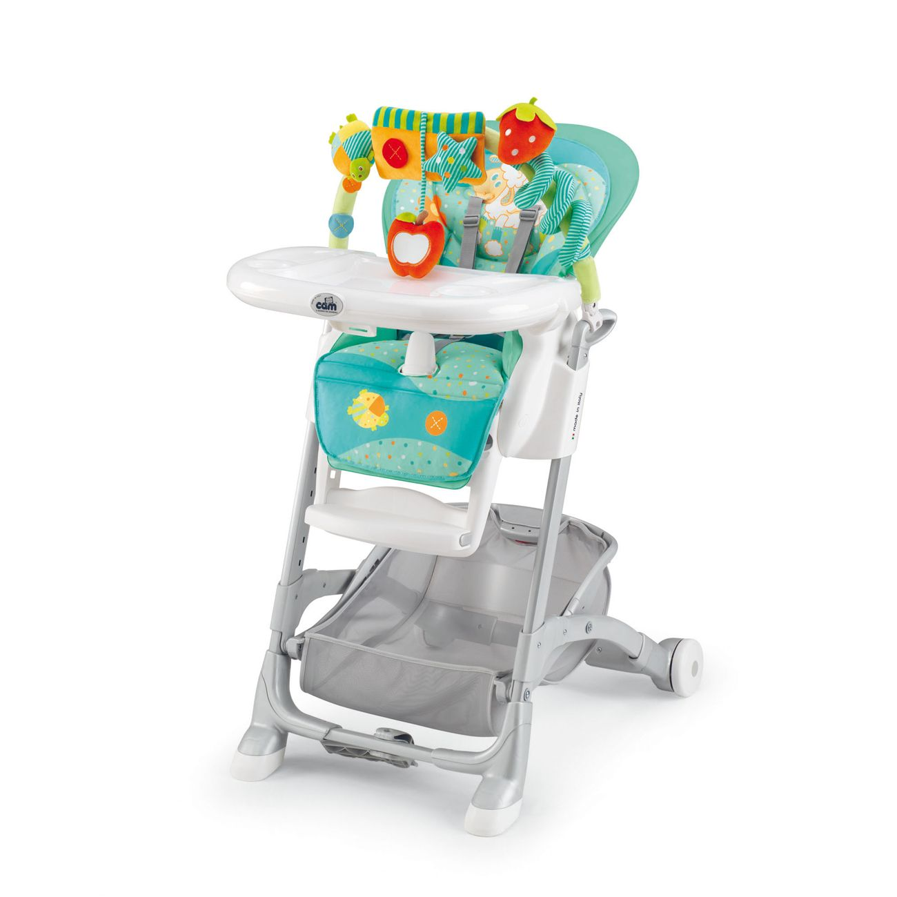 Seggiolone Cam Istante 216 Pecora High chair, Swinging