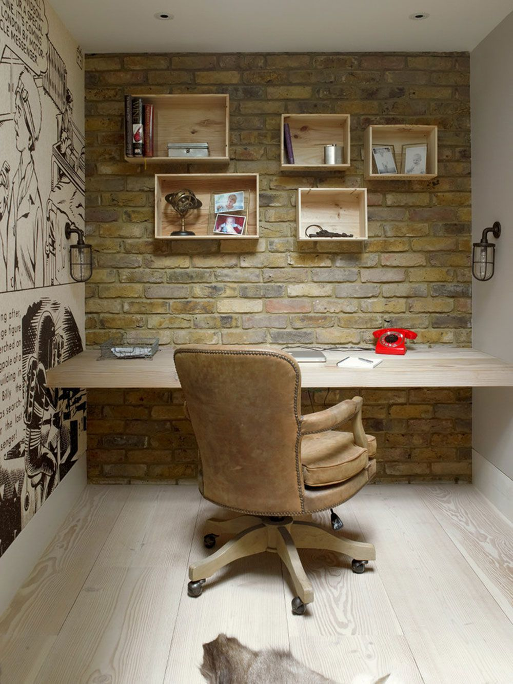 diy wall mounted desk design ideas | wall mounted desk, diy wall and