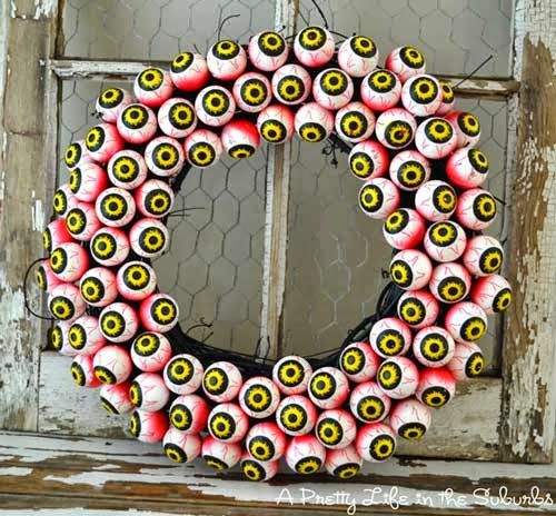 ImagesList Halloween Decoration, Wreaths, part 4 Wreaths