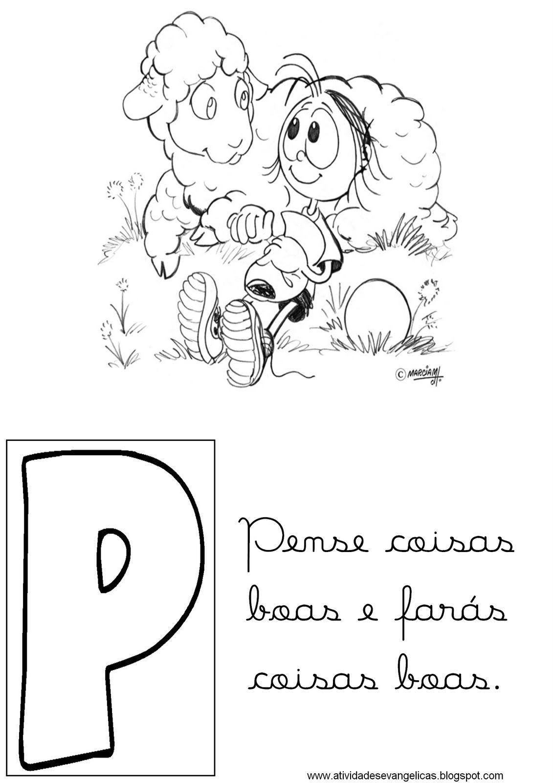Ideia Por Dina Ceron Em Dibujos Biblicos Mig E Meg Atividades