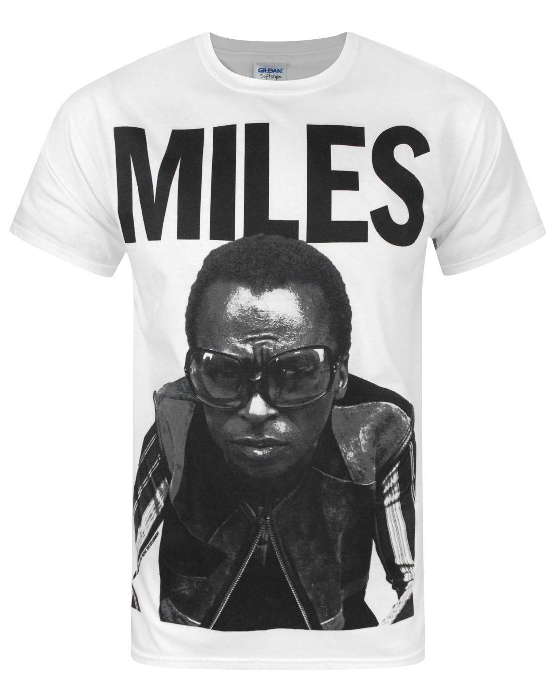 596755772507 Official Miles Davis Portrait Men's T-Shirt #ebay #Fashion ...