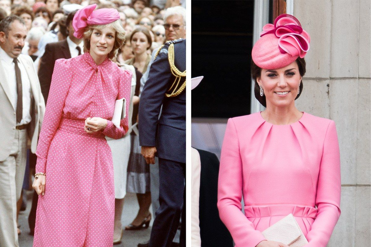 14 Times Kate Middleton Twinned With Princess Diana   Royal Style ...