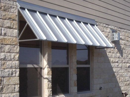 Metal Awnings Residential Metal Awnings Awnings Enhance