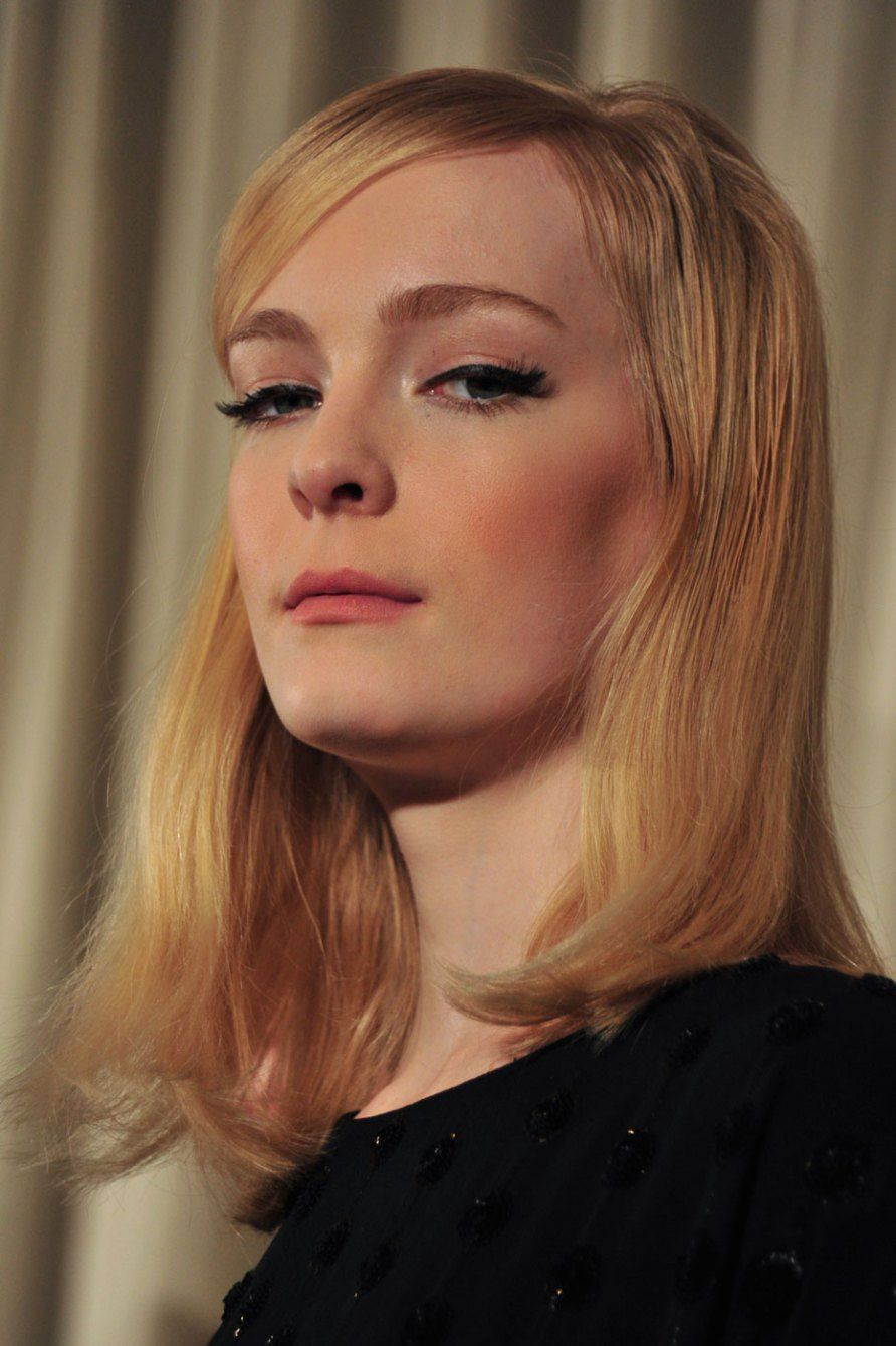 Eye Makeup Trend for Fall 2014 at New York Fashion Week | @Erin B B Fetherston