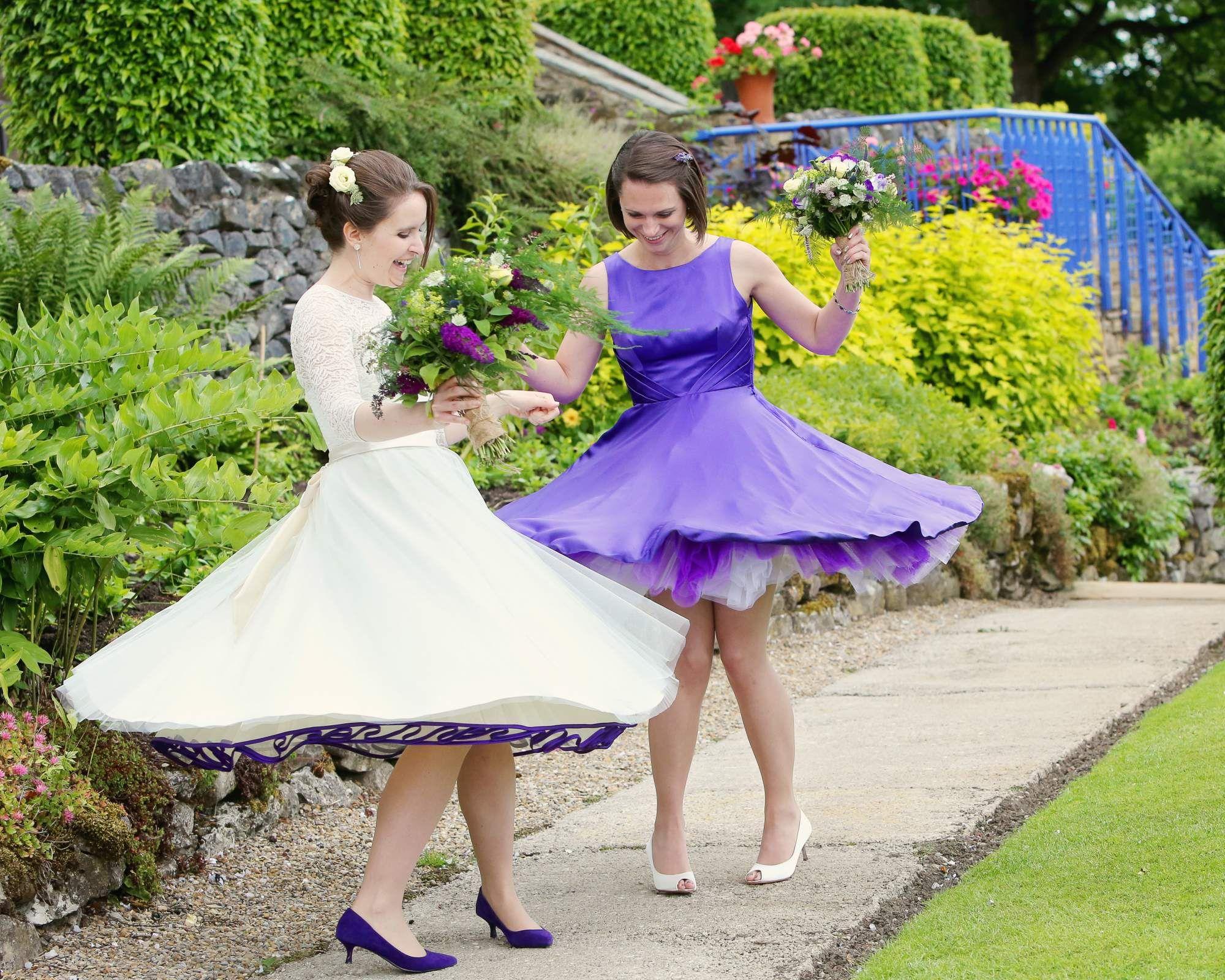 Fur coat no knickers our brides dresses pinterest s