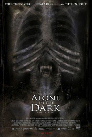 Alone In The Dark 2005 Korku Filmleri Karanlik Dogaustu