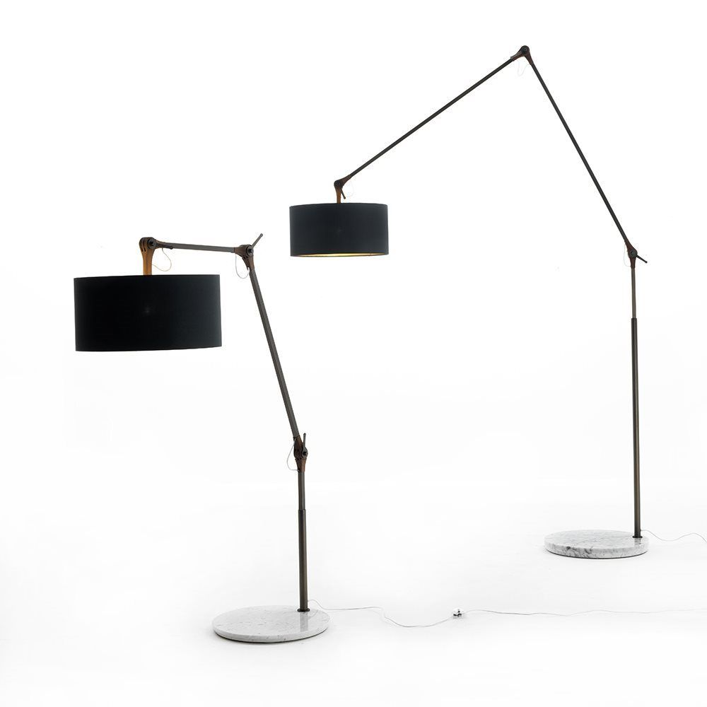Gary Small Floor Lamp Contemporary Living Room Lighting Design At Coni