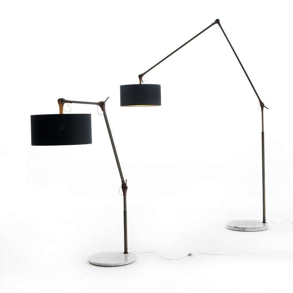 gary big floor lamp contemporary dining room lighting design at