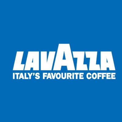 Lavazza Logo | Lavazza, Lavazza coffee, Coffee shop business