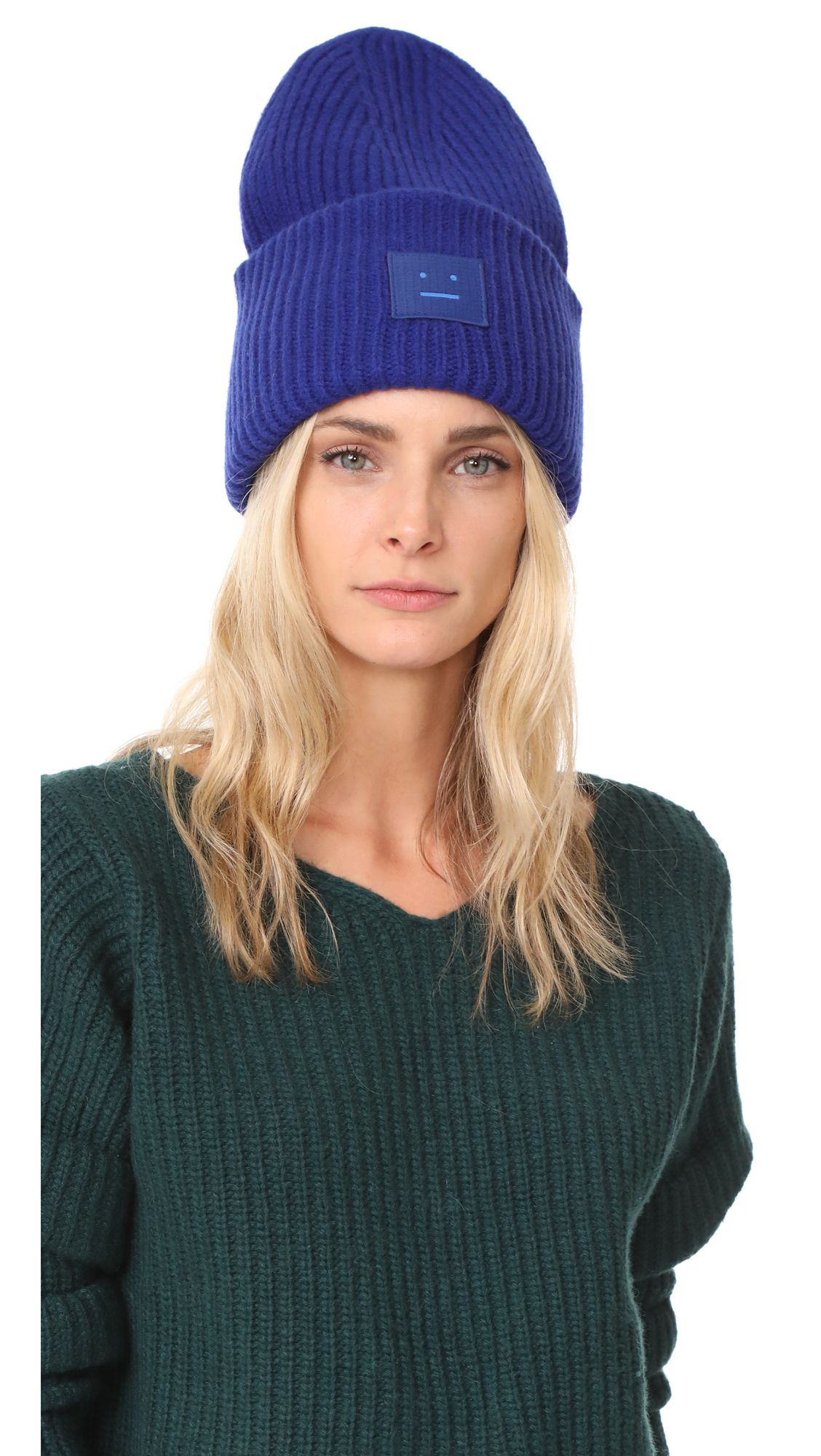 4cc937eee50 Acne Studios Pansy L Face Hat