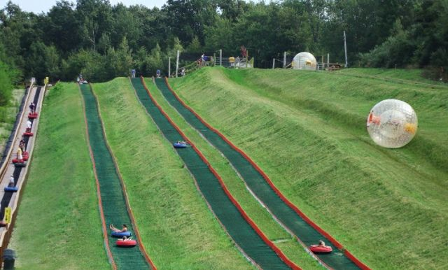 Zorbing USA, New England Sports Park, Amesbury Sports Park