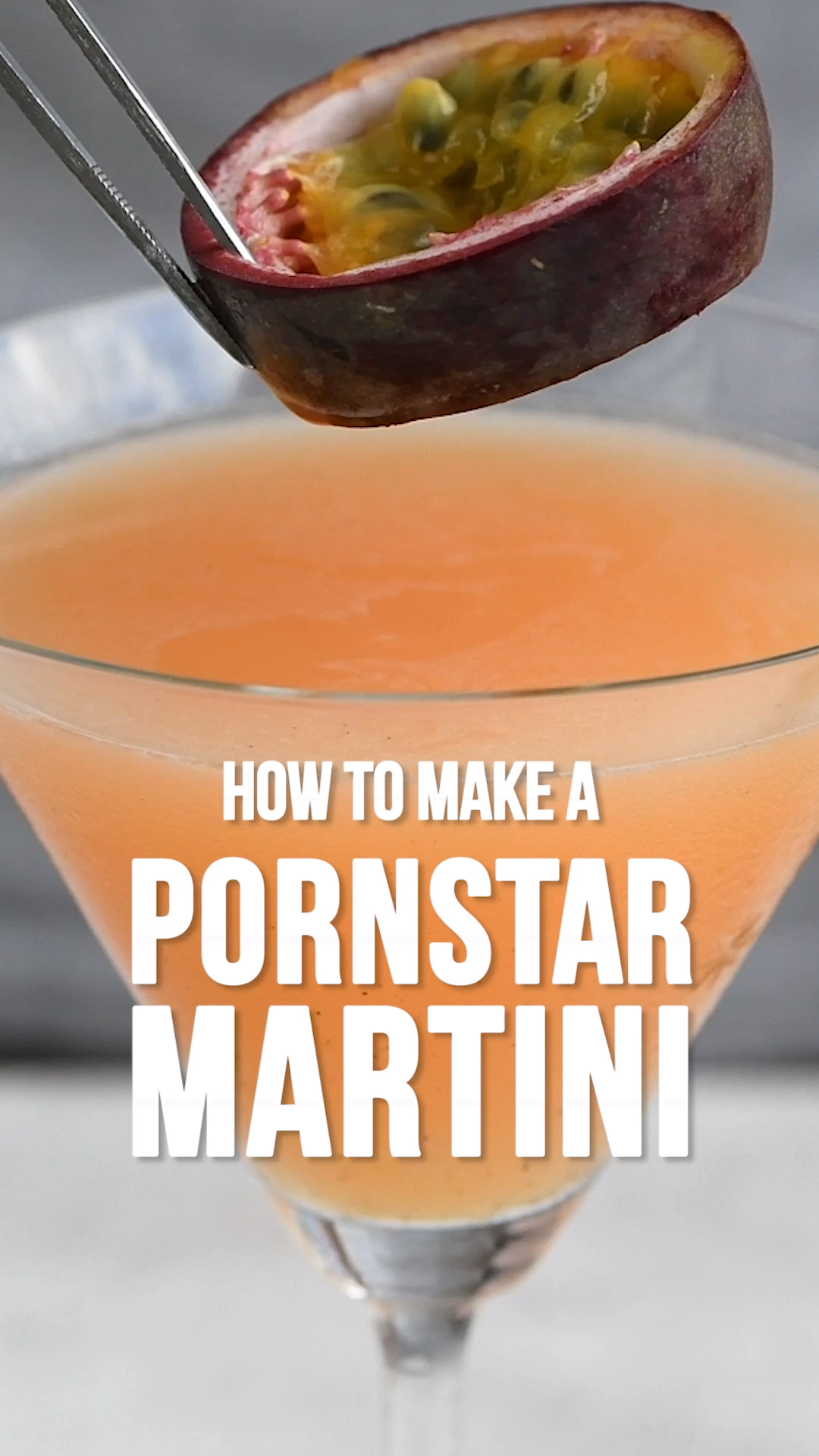 Pornstar Martini #cocktails