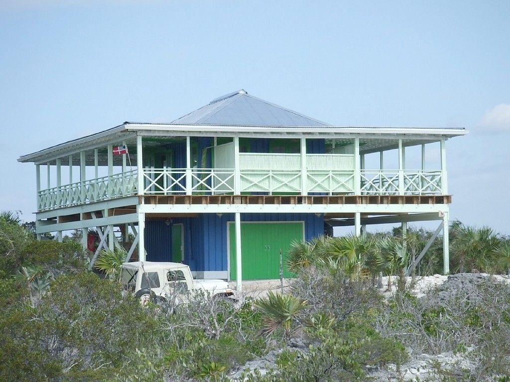 Cat Island House Rental Private Beachhouse 'the Boathouse