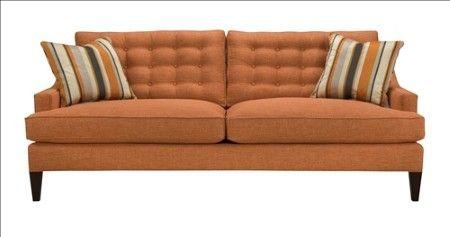 Beau Southern Furniture Company Tufted Sofa
