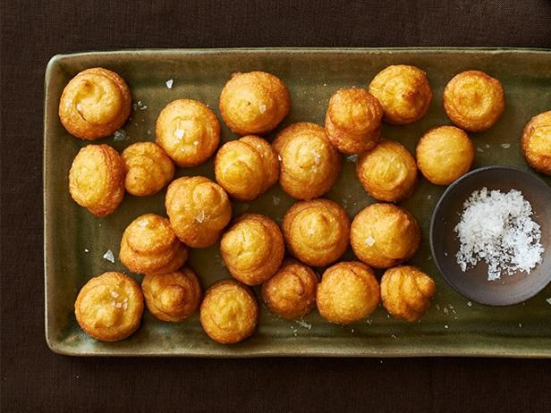 Get Food Network Kitchen's Potato Puffs Recipe from Food Network