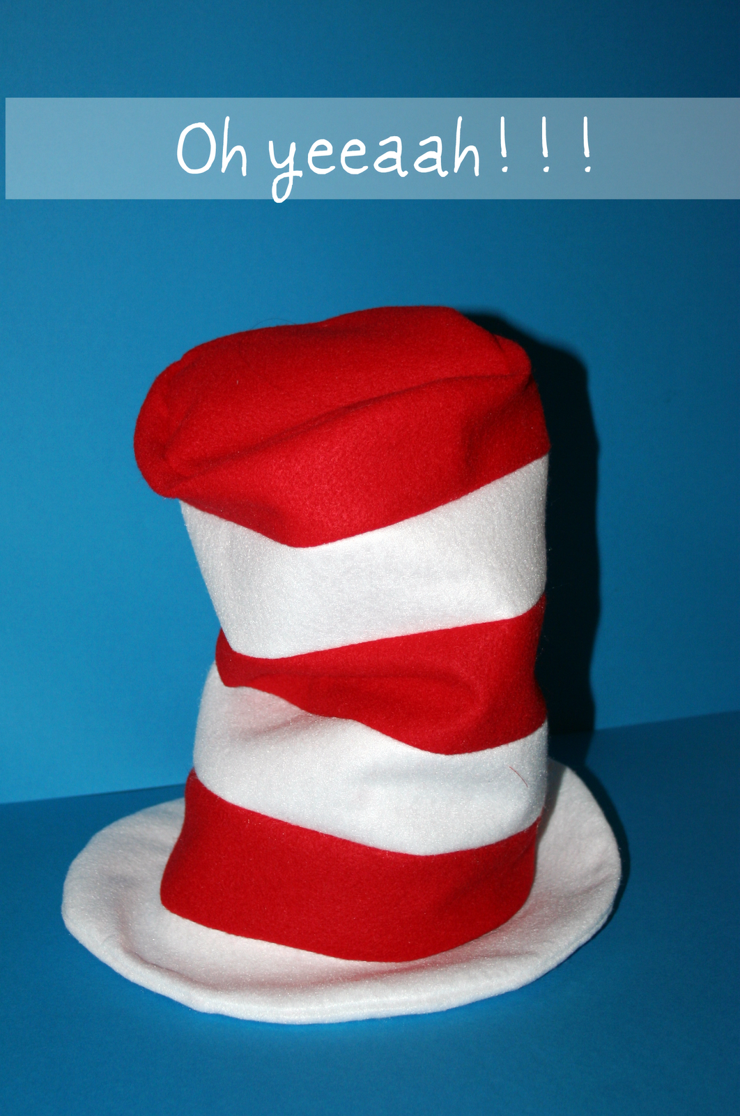 17a1ecbc {Cat in the Hat tutorial}Doing a cat in the hat themed party? fancy dress? book  week?Need a hat fast..well i have just the thing for you.