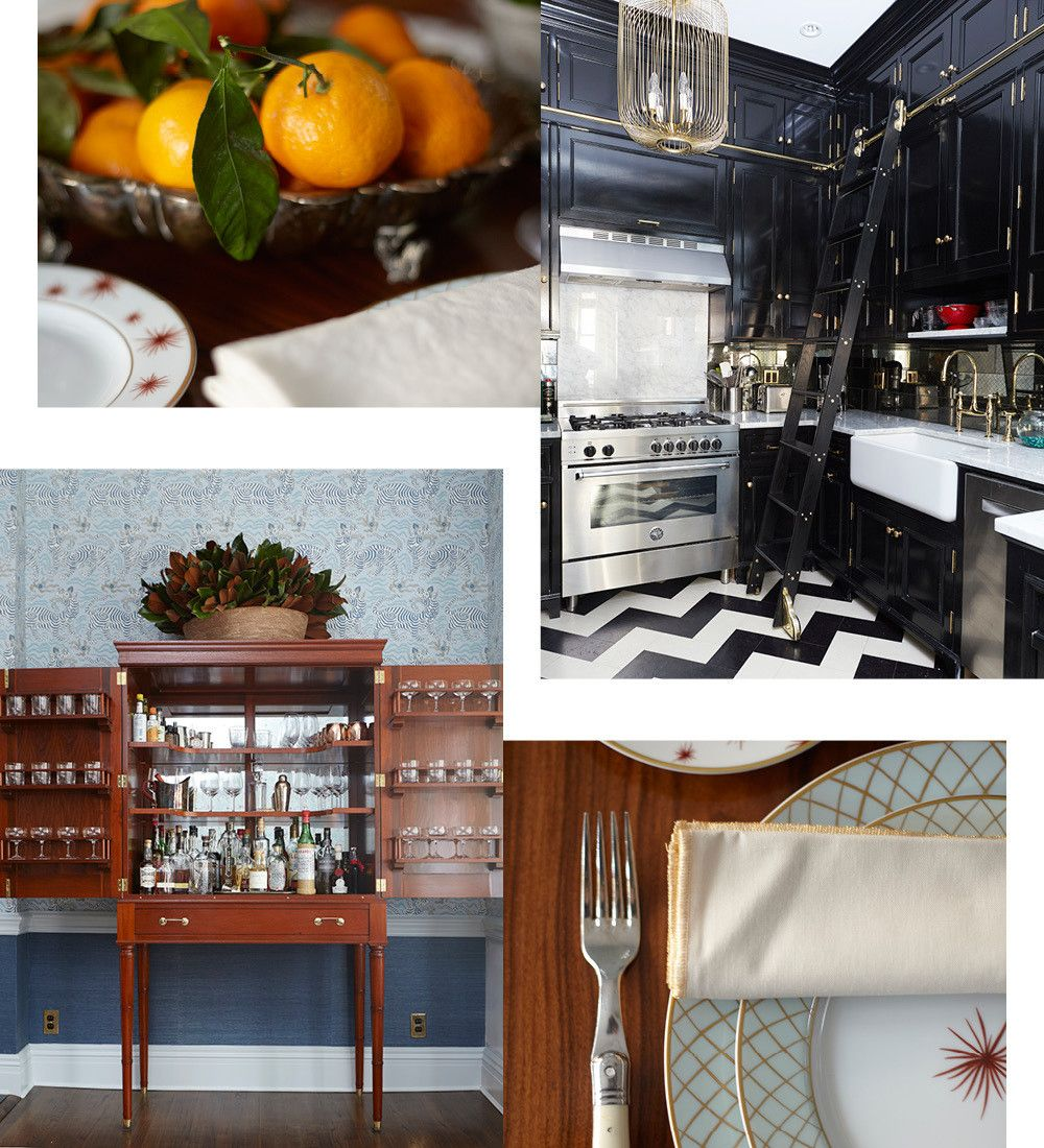 A Perfectly Patterned Brooklyn Heights Home For The Ages Home Kitchen Inspirations Affordable Furniture