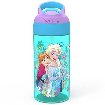 1970f26338 Frozen Zak Designs 17.5oz Plastic Water Bottle Blue/Purple, Multi-Colored