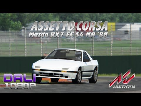 Assetto Corsa Mazda RX7 FC S4 NA '88 RSR Live Time World Record @ Vallel...