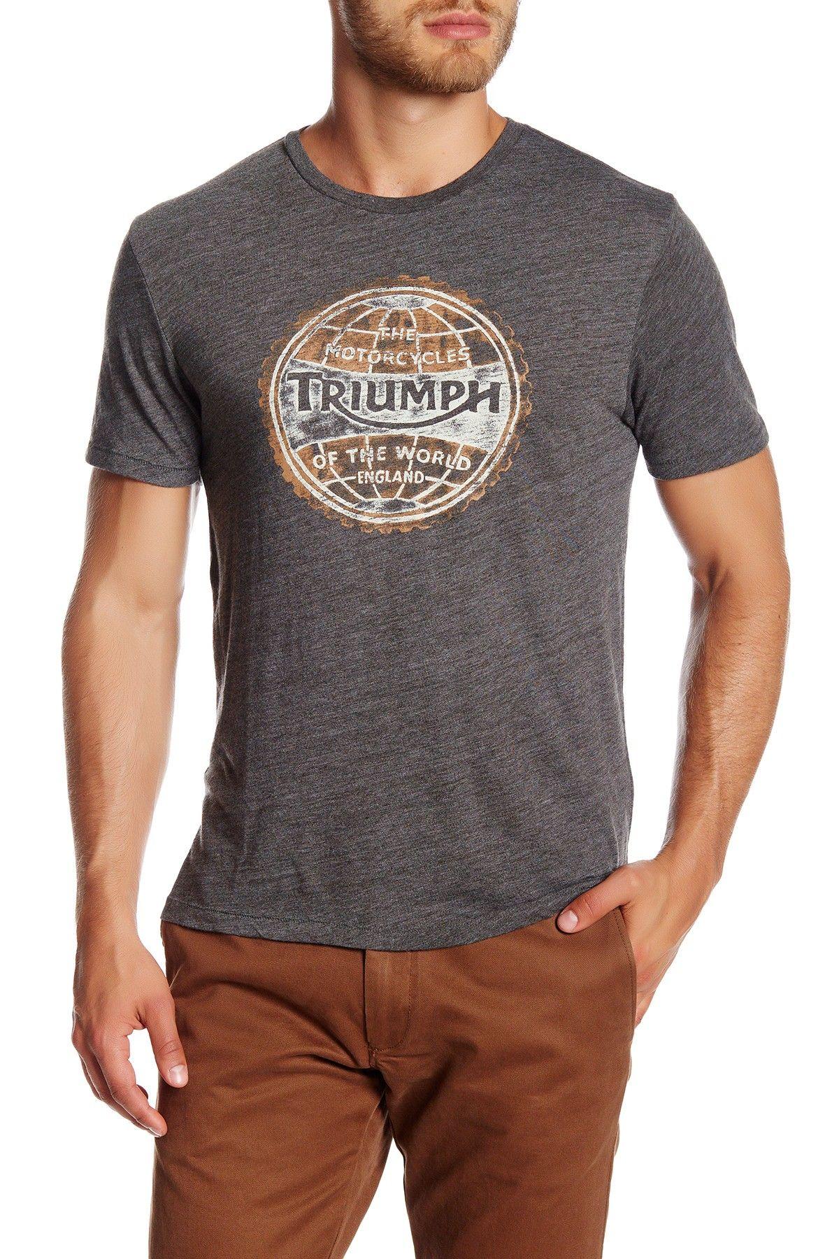 Short Sleeve Triumph Tee