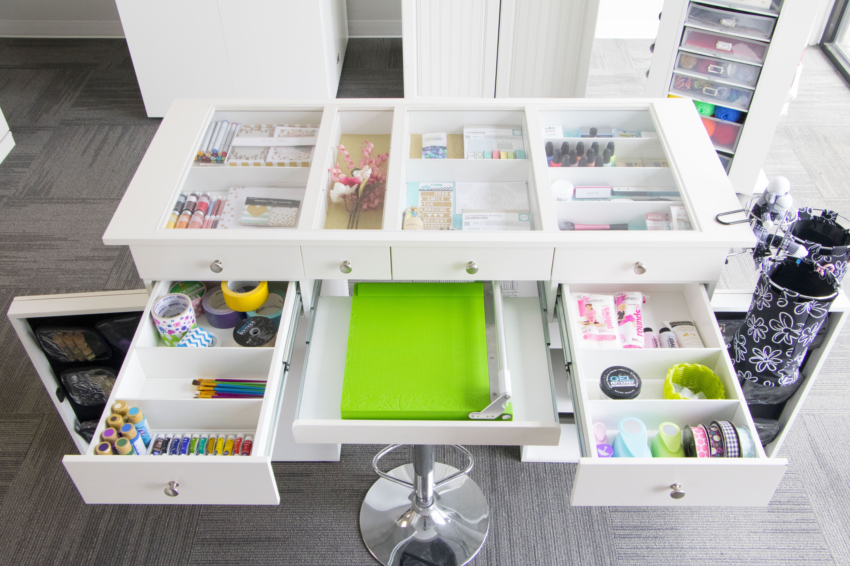 Dream Desk Dream Desk Work Boxes Craft Room