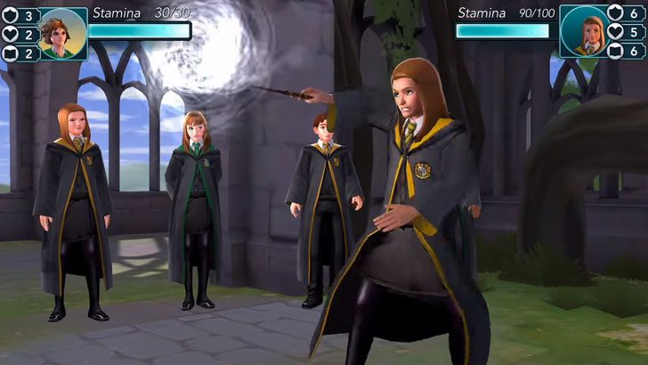 Image result for hogwarts mystery adventure