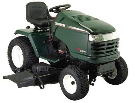 CRAFTSMAN LAWN TRACTORS lawn tractors craftsman 23 hp 48 in deck