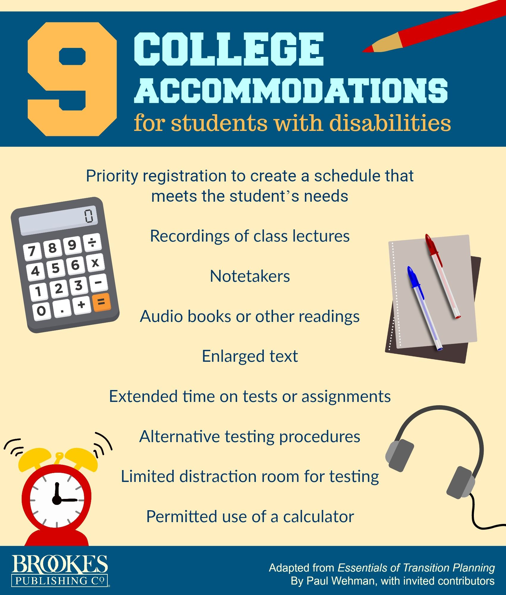 College Accommodations That Can Help Support The Success