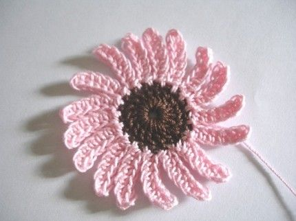 Softies Central Flowers Are Blooming Crochet Pinterest