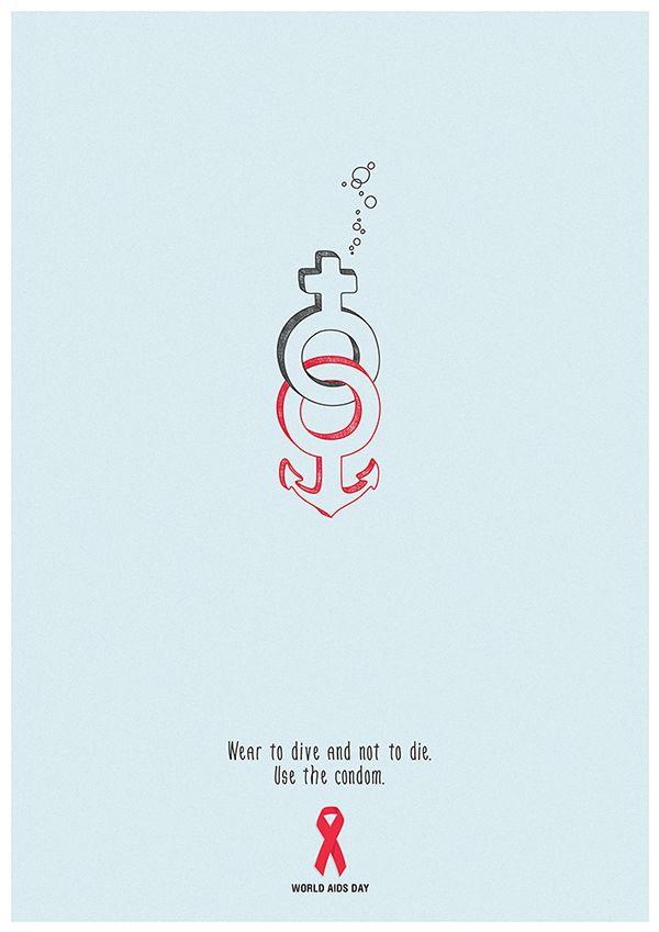 World AIDS Day on Behance