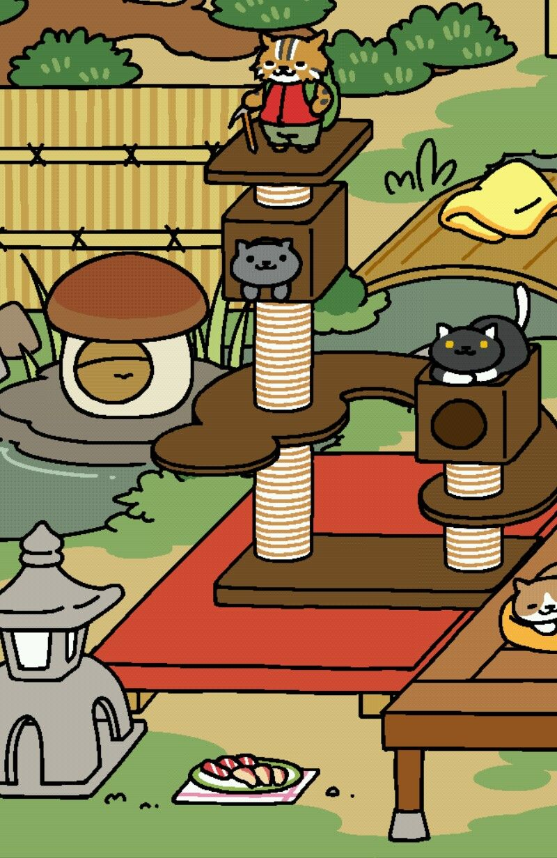 Bob the cat Neko atsume, Comic books, Comics