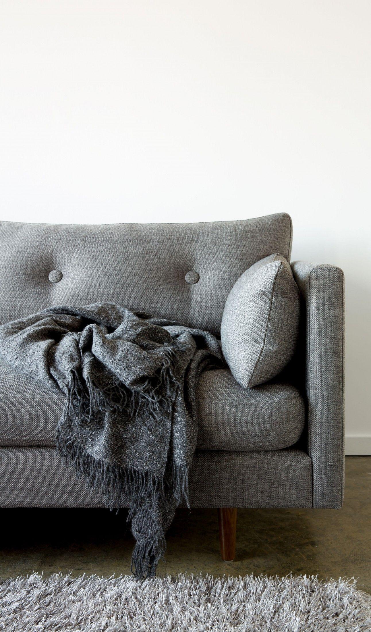 Anton Gravel Gray Sofa