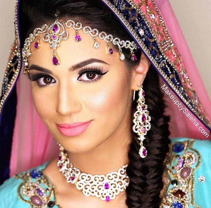 Indian Wedding Makeup: 6e1db5c566d4ec5f85f697c5b2e4c66c.jpg (JPEG Image, 736