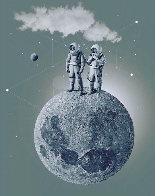 Aqu haciendo c lculos pa 39 ver c mo me bajo ahora de la for Que luna estamos ahora