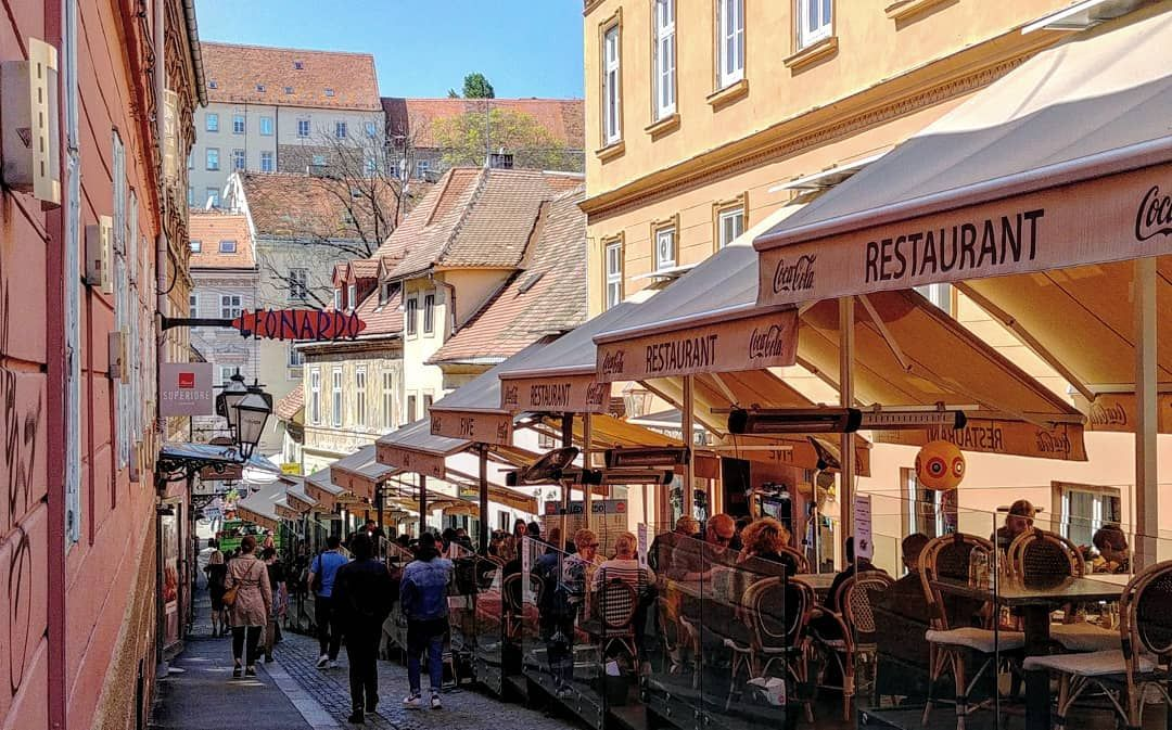 New The 10 Best Travel With Pictures La Belle Terrasse Comme La Vie Quotidienne A Zagreb Croatie Discovercr Travel Experts Travel Amazing Photography
